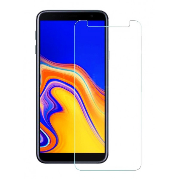 POWERTECH Tempered Glass 9H(0.33MM), για Samsung J4 Plus 2018 - POWERTECH 23740
