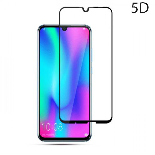 POWERTECH Tempered Glass 5D Full Glue για Honor 10 Lite Dual, Black - POWERTECH 23677