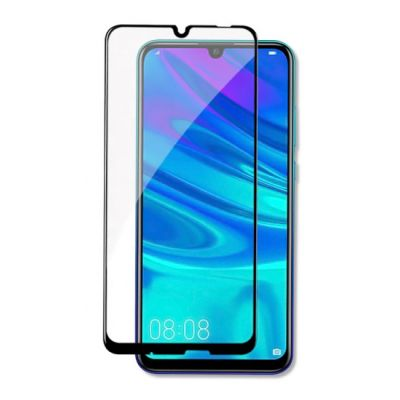POWERTECH Tempered Glass 5D, full glue, Huawei P Smart S, μαύρο - POWERTECH 31107