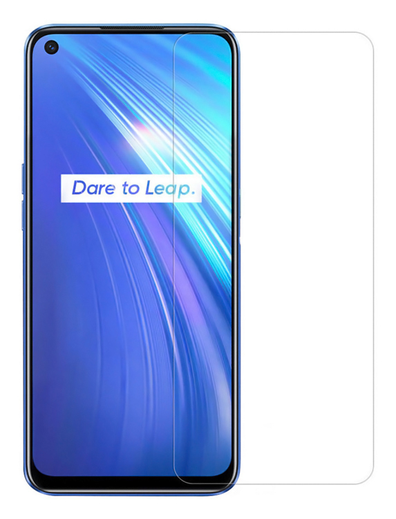 POWERTECH Tempered Glass 9H(0.33MM) για Realme 6 2020 - POWERTECH 34652