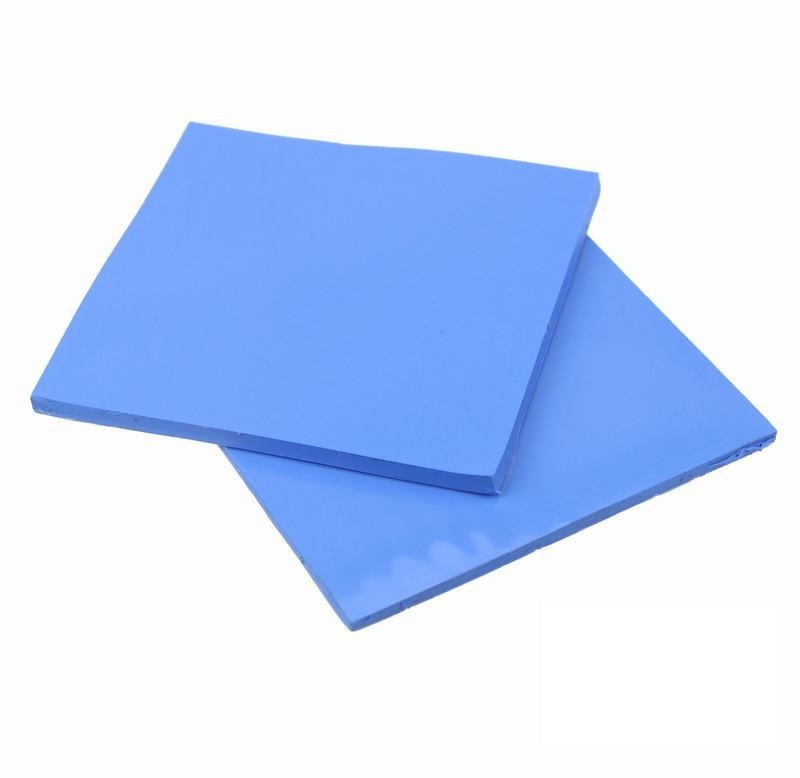 Thermal Pad 0.5mm, 10 x 10cm, Blue - UNBRANDED 7015