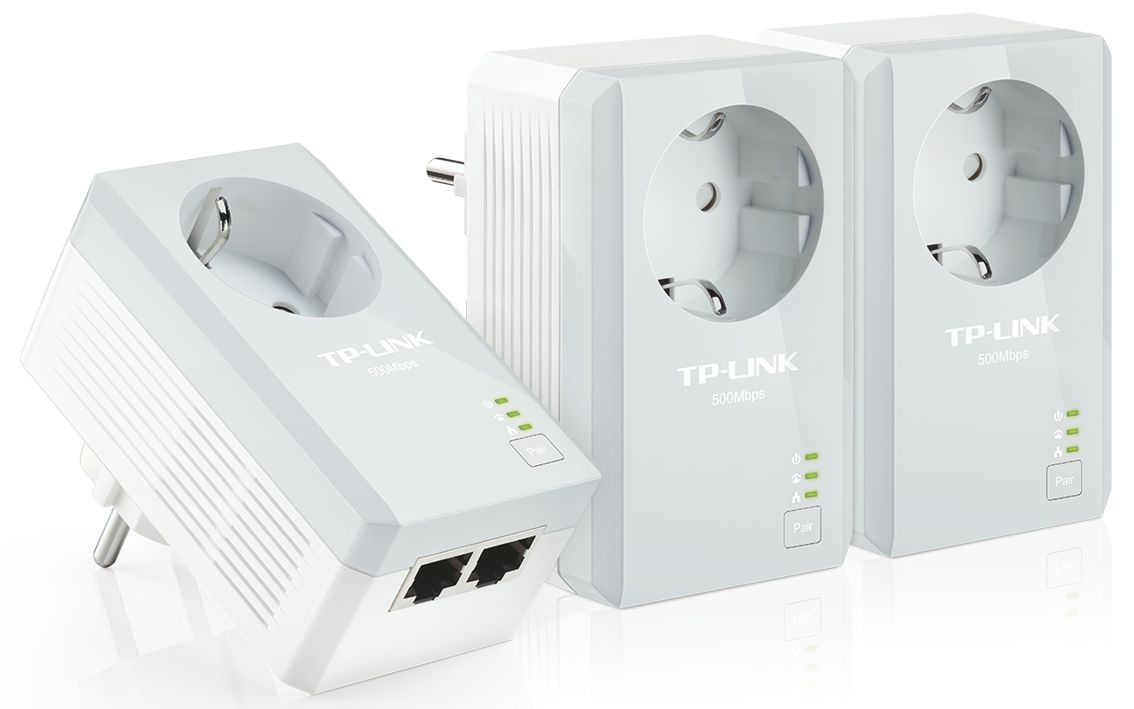 TP-LINK TL-PA4010PΤKIT 500Mbps 3-Pack - TP-LINK 6167