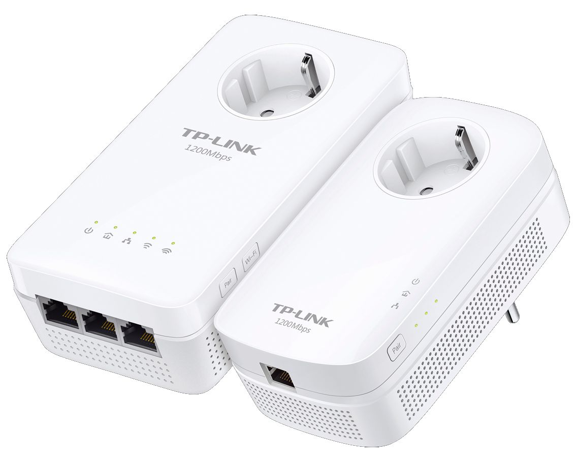 TP-LINK Powerline bundle TL-WPA8630PKIT - TP-LINK 9934 v1
