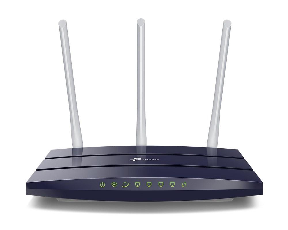 TP-LINK 450Mbps Ασύρματο N Gigabit Router - TL-WR1043N - TP-LINK 6643 v3