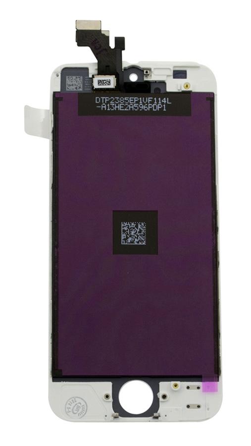 TIANMA High Copy LCD για iPhone 5S, Premium Quality, White - TIANMA 16254