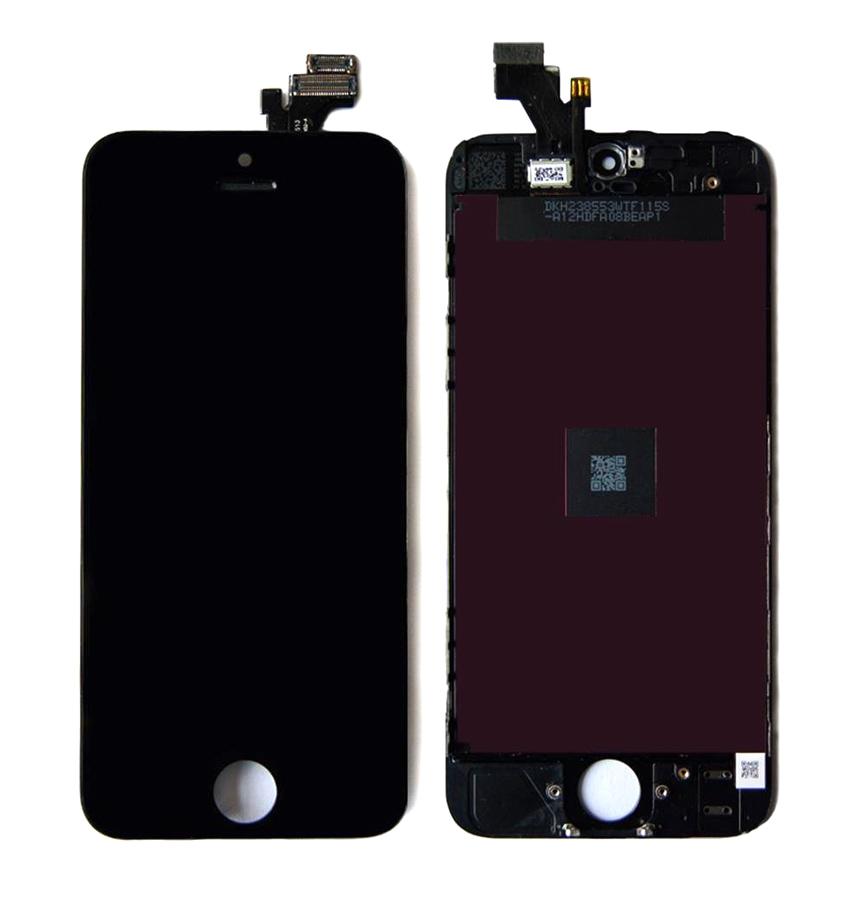 TIANMA High Copy LCD για iPhone 5G, Premium Quality, Black - TIANMA 16611