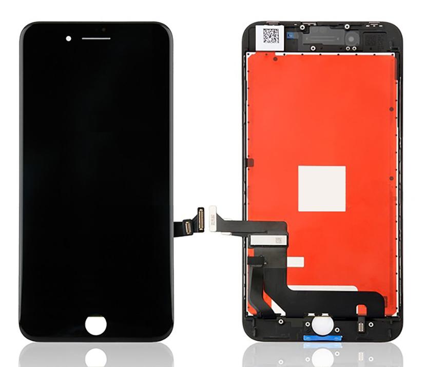 TIANMA High Copy LCD iPhone 8 Plus, ear mesh, μαύρη - TIANMA 30600