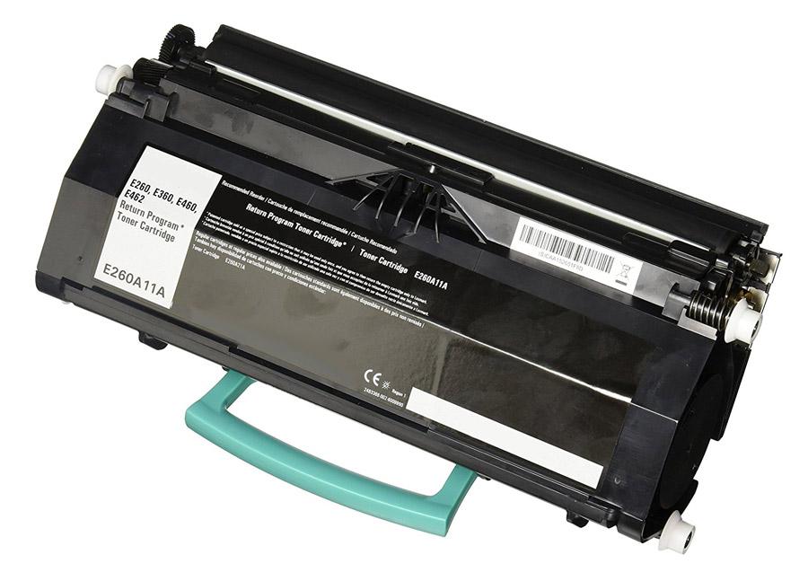Συμβατό Toner για LEXMARK, E460, 15K, Black - PREMIUM 14777