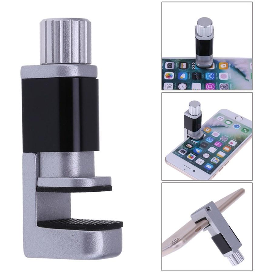Μεταλλικός σφιγκτήρας πίεσης για οθόνες κινητών & tablet - UNBRANDED 23343