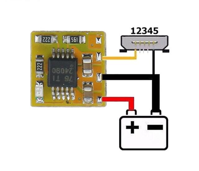 ECC Chip φόρτισης TOOL-0005 για κινητά και tablet - UNBRANDED 23376