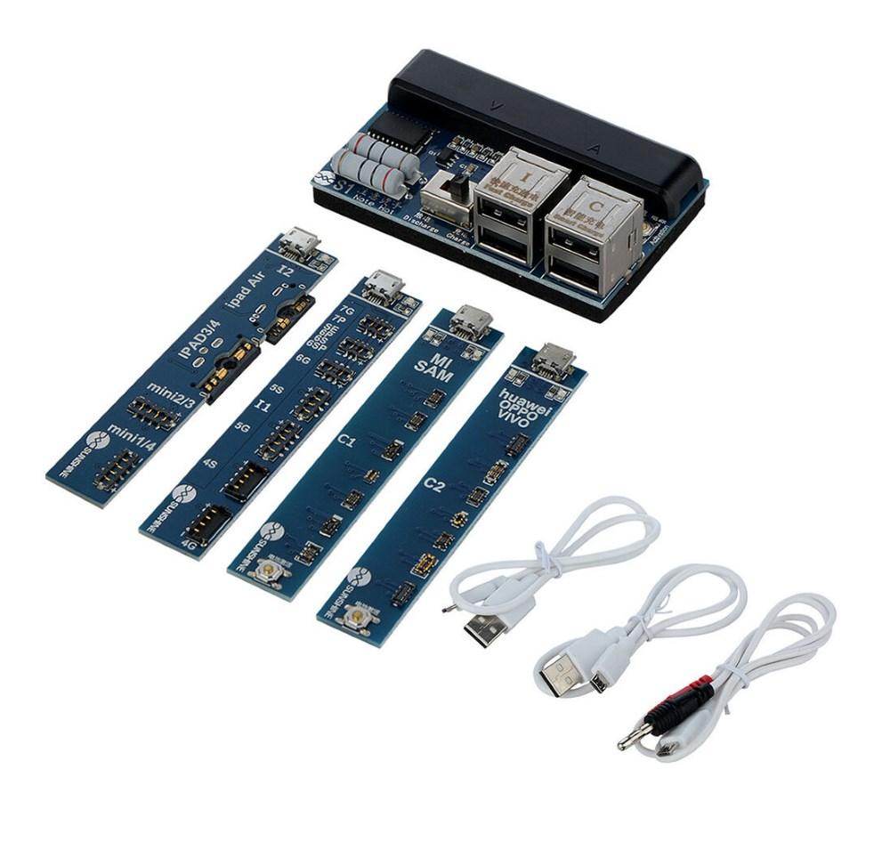 Πλακέτα φόρτισης μπαταριών SS-909 για iPhone, Samsung, Xiaomi, Huawei - UNBRANDED 23298
