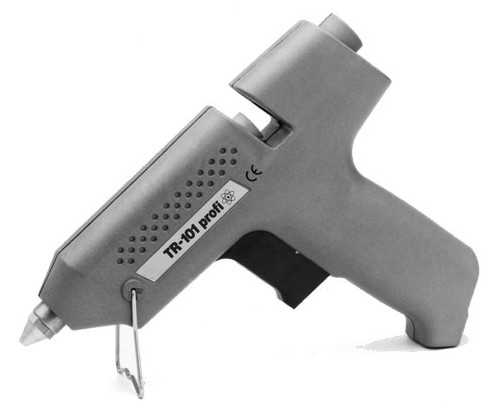 REKA Θερμικό Πιστόλι Σιλικόνης, 35-500Watt, Made in Germany - REKA 26