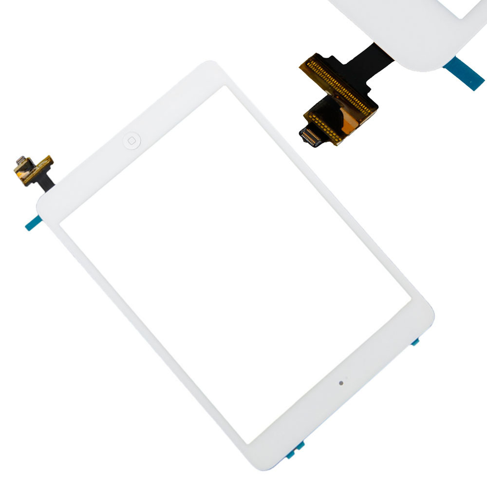 Touch Panel - Digitizer High Copy for iPad Mini, White - UNBRANDED 7846