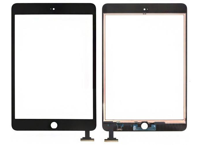 Touch Panel - Digitizer High Copy for iPad Mini 2, Black - UNBRANDED 7844