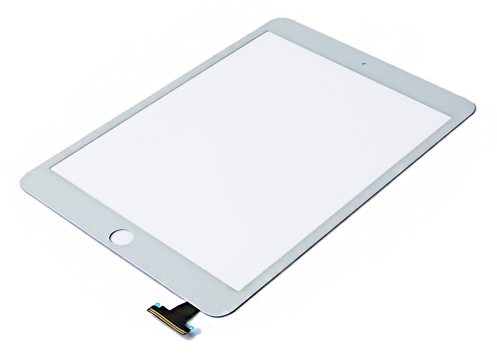 Touch Panel - Digitizer High Copy for iPad Mini 3, White - UNBRANDED 7842