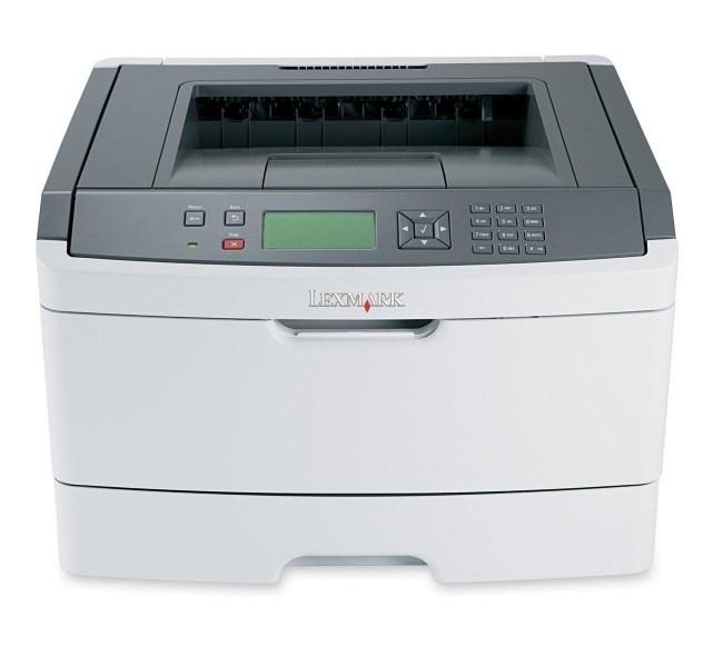 LEXMARK used Printer E462DTN, Laser, Mono, με Toner - LEXMARK 10908