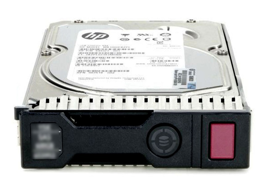 "DELL used SATA HDD, 1TB, 7.2K, 3.5"" in HP Gen8 Caddy - DELL 10988"