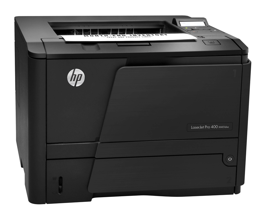 HP used Printer M401DNE, Laser, Mono, με toner - HP 16668
