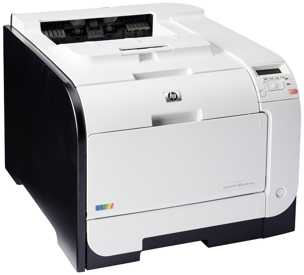 HP used Printer M451dn, Laser, Color, με toner - HP 10070