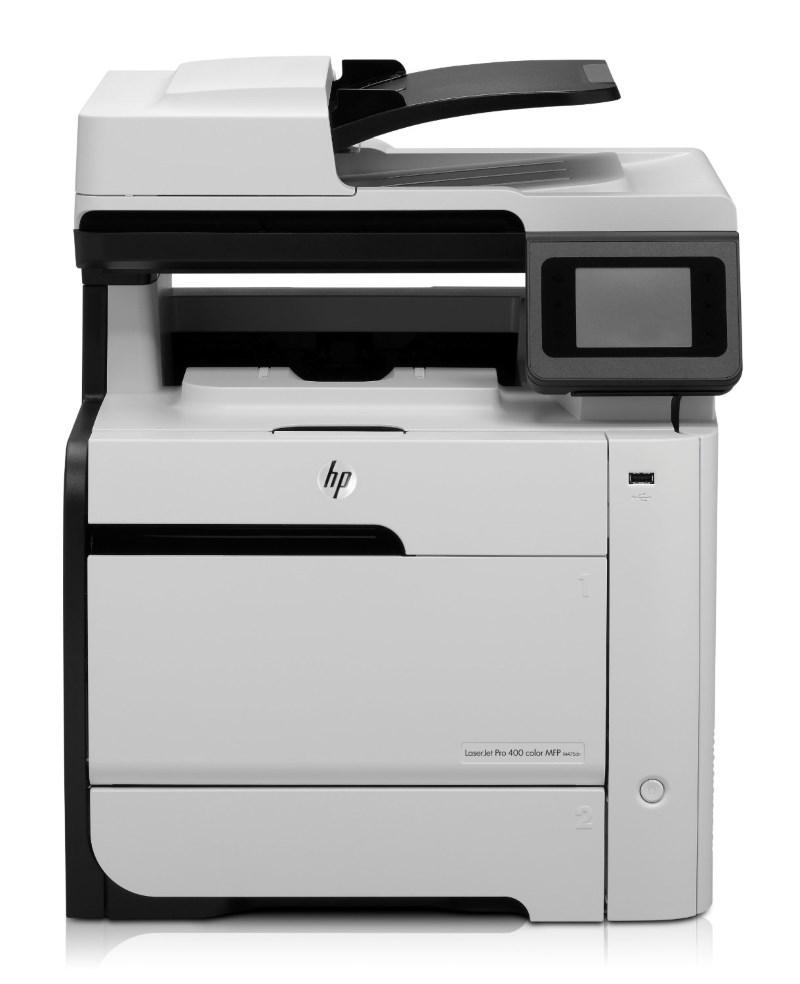 HP used Εκτυπωτής LaserJet M475dn, Color, MFP, με toner - HP 8325