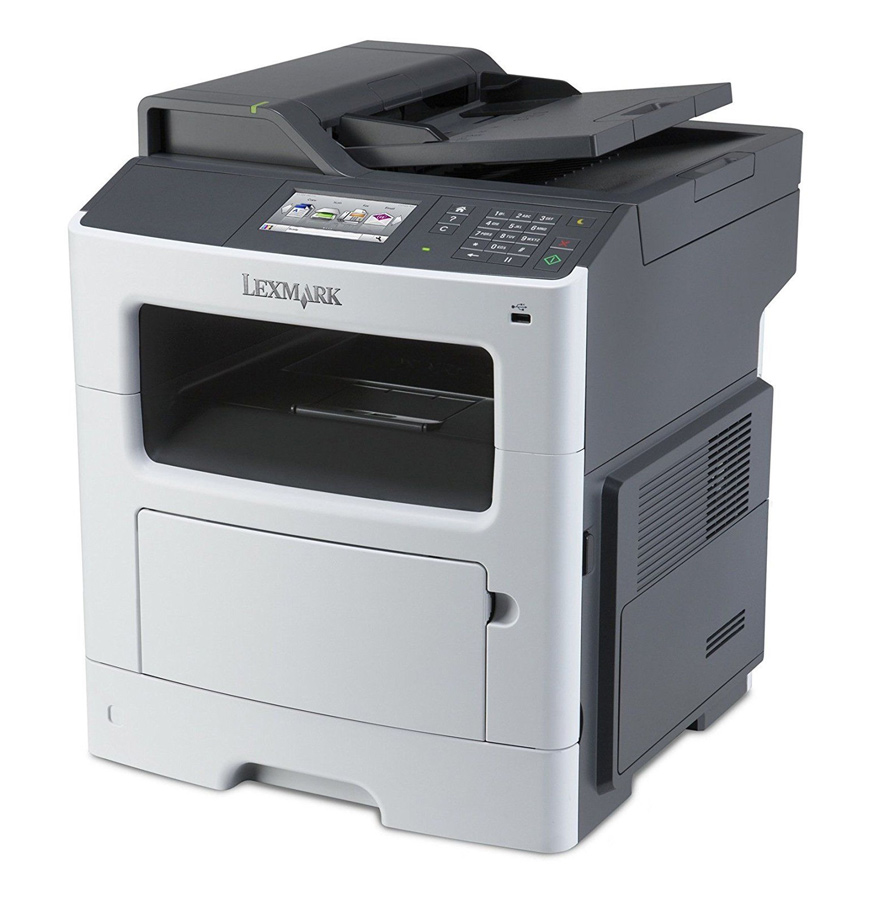 LEXMARK used MFP Printer MX410DE, Laser, Mono, με toner & drum - LEXMARK 26929