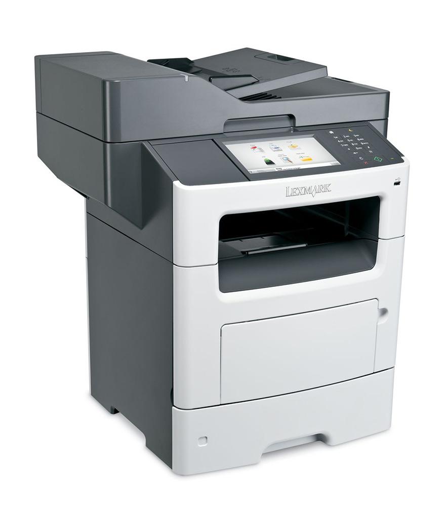 LEXMARK used MFP Printer MX611DHE, Laser, Mono, με Toner - LEXMARK 11787