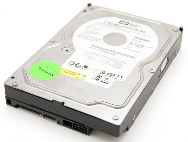 "WD used HDD Caviar SE WD1600AABS, 160GB, 3.5"", 7200rpm - WD 8535"