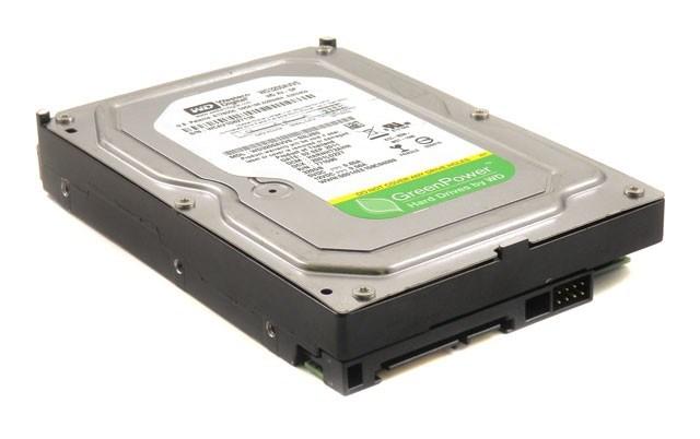 """WD used HDD Caviar Green WD3200AVVS 320GB, SATA II, 3.5"""", 5400rpm - WD 9746"""
