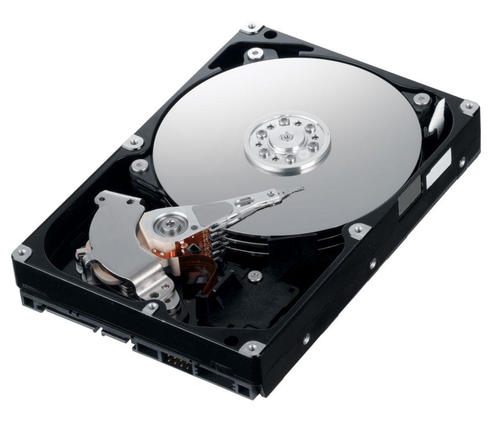 """WESTERN DIGITAL used HDD 320GB, 3.5"""", SATA - WD 11861"""