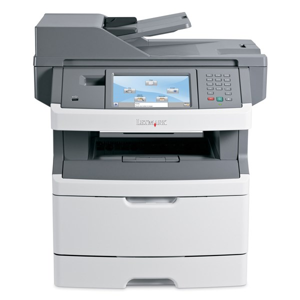 LEXMARK used MFP Printer X466de, Mono, Laser, με toner - LEXMARK 8935