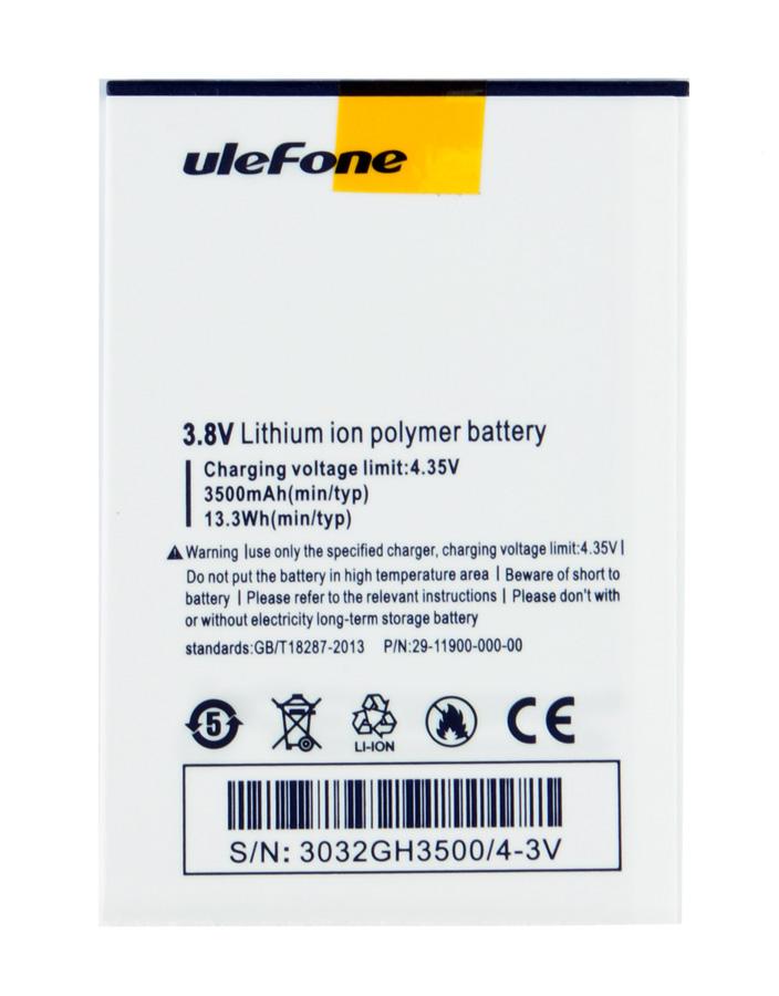 ULEFONE Μπαταρία αντικατάστασης για Smarphone U008 Pro - ULEFONE 14578