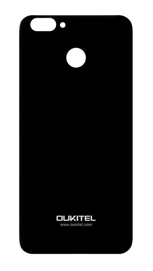 OUKITEL Battery Cover για Smartphone U22, Black - OUKITEL 17142
