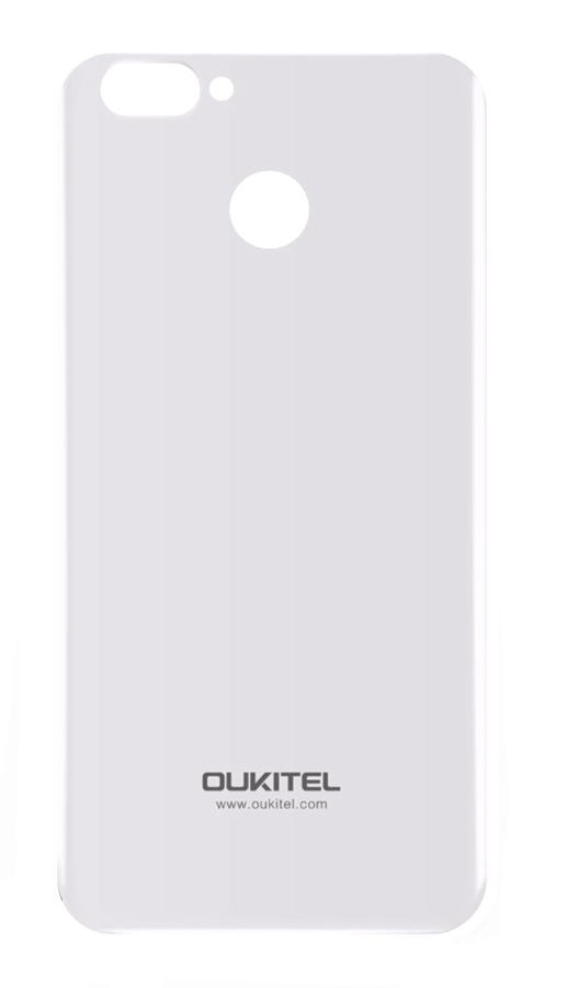 OUKITEL Battery Cover για Smartphone U22, White - OUKITEL 17141