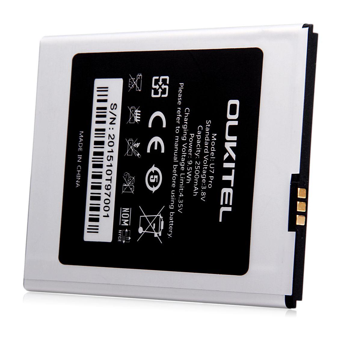 OUKITEL Μπαταρία αντικατάστασης για Smarphone U7 Pro - OUKITEL 9602