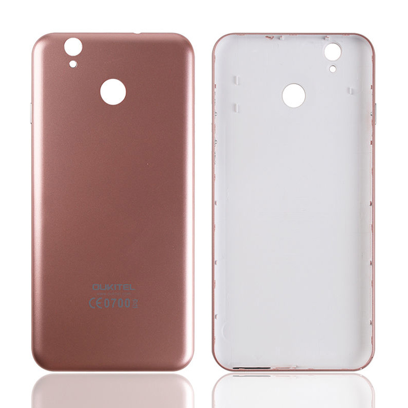 OUKITEL Battery Cover για Smartphone U7 Plus, Rose Gold - OUKITEL 11158