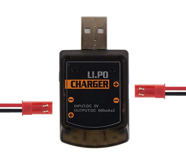 UDIRC USB charger για το Drone U818A HD - UDIRC 18171