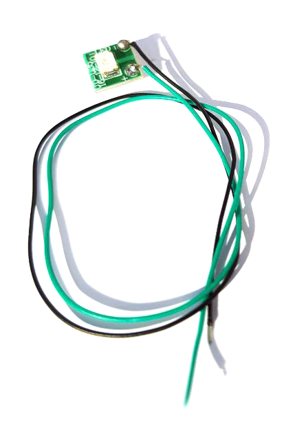 Ανταλ/κά Drone U818A PLUS - Front LED board (Green) - UDIRC 15683