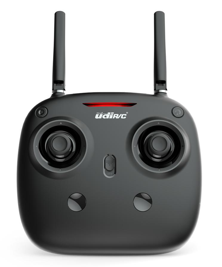 Ανταλ/κά Drone U818A PLUS - Transmitter - UDIRC 15689