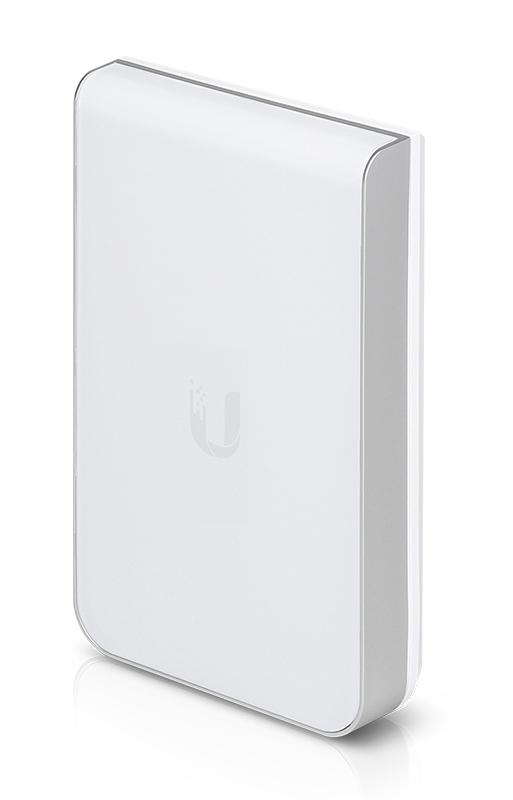 UBIQUITI Wi–Fi Access Point UAP-AC-IW, 3x GbE ports, 802.11ac, in wall - UBIQUITI 24740