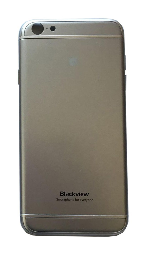 BLACKVIEW Battery Cover για Smartphone Ultra, Gray - BLACKVIEW 15557