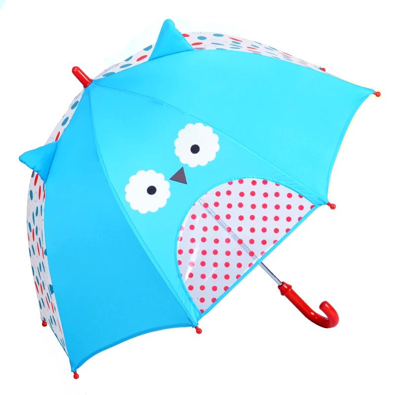 JIPILI παιδική ομπρέλα 3D UMB-0003, κουκουβάγια - JIPILI 31070