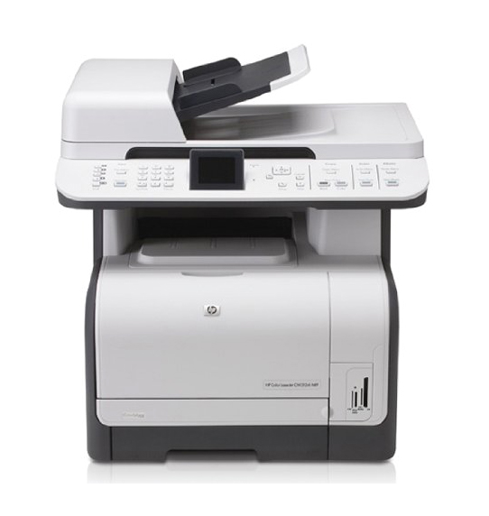 HP used Εκτυπωτής LaserJet CM2320fxi, Color, MFP, no toner - HP 13674