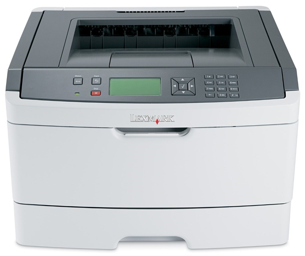 LEXMARK used Printer E460DN Workgroup, Mono, Laser, No Toner/Drum - LEXMARK 9613