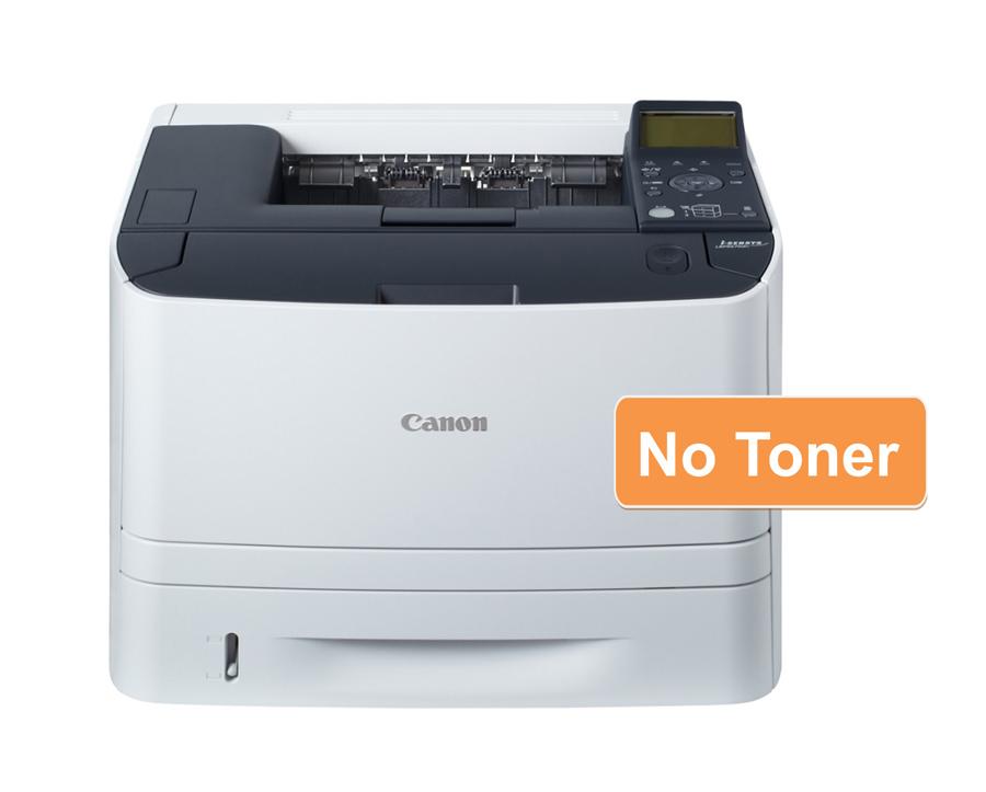 CANON used Printer i-SENSYS LBP6670dn, laser, Mono, P2055DN, no toner - CANON 21591