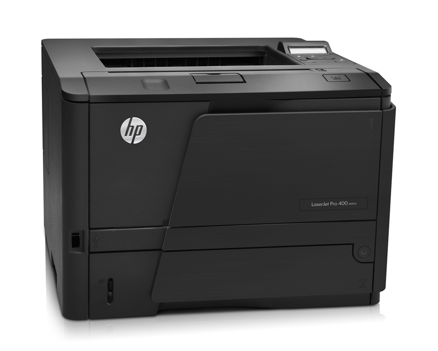 HP used Printer LaserJet Pro M401d, Laser, Mono, no toner - HP 18182