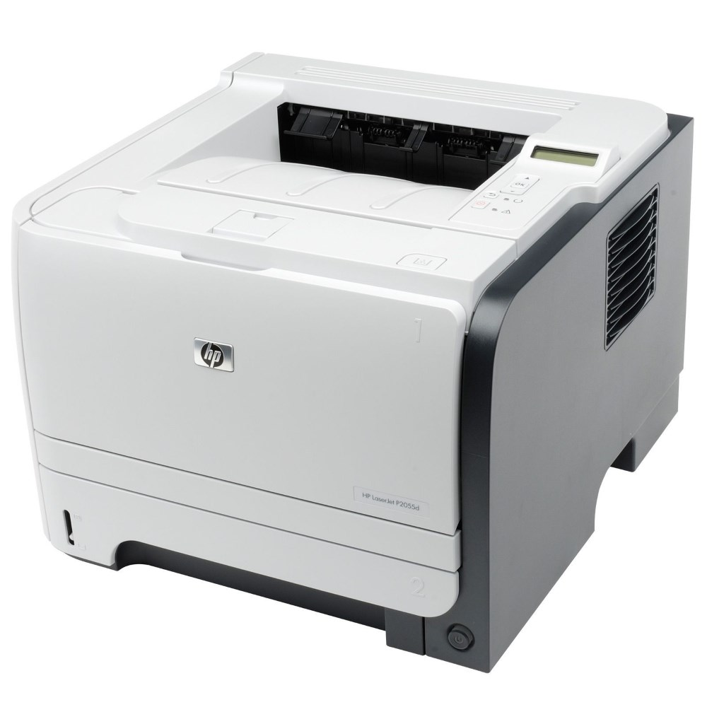 HP used Printer LaserJet P2055d, Laser, Mono, no toner - HP 10478