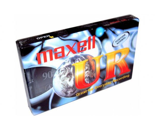 MAXELL Audio Κασέτα 90 Λεπτών - MAXELL 16183
