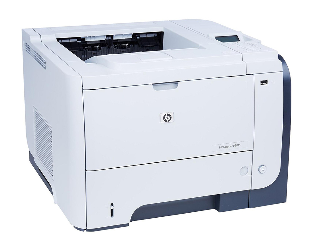 HP used Printer LaserJet Enterprise P3015dn, Monochrome, με Toner - HP 10824