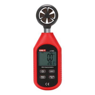 UNI-T mini ανεμόμετρο τσέπης UT363, με οθόνη - UNI-T 37053