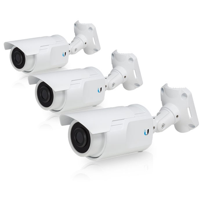 UBIQUITI UniFi Video Camera 3-pack UVC-3 - UBIQUITI 9928